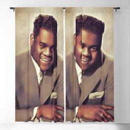Fats Domino, Music Legend Blackout Curtain