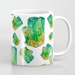 Emerald Birthstone Coffee Mug
