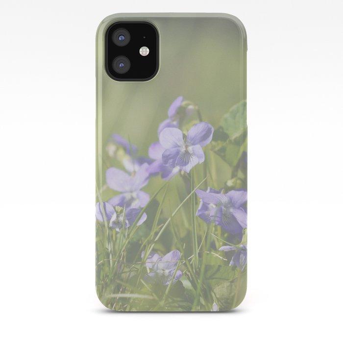 Wild Lilacs iPhone 11 case