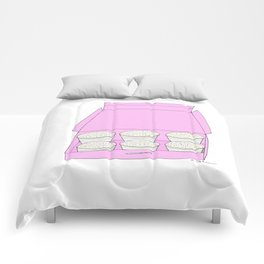 C U P C A K E  BOX Comforters