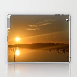 Morning Fall Laptop & iPad Skin