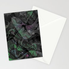 Abstract DM 04 Stationery Cards
