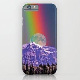Rainboon iPhone Case
