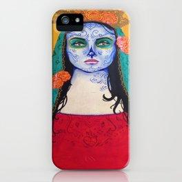Muertos iPhone Case