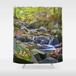 Brandywine Springs Shower Curtain