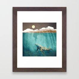 Light Beneath Framed Art Print