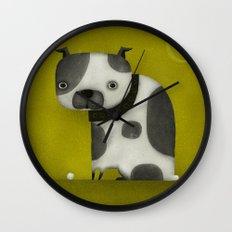 STUBBY TAIL Wall Clock