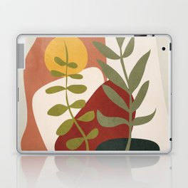 Two Abstract Branches Laptop & iPad Skin