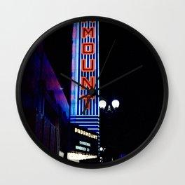 Paramount Theater, Oakland Wall Clock