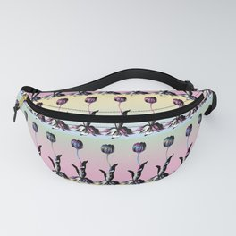 twoolipps poster pop art Fanny Pack