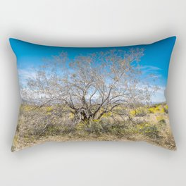 Tree Of Life 7289 Joshua Tree Rectangular Pillow