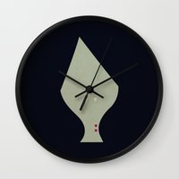 marceline Wall Clocks featuring Adventure Time Marceline by lalalaokay