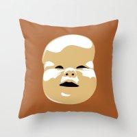 brazil Throw Pillows featuring Brazil by FilmsQuiz