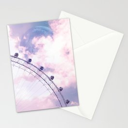 Magical London Eye Stationery Cards