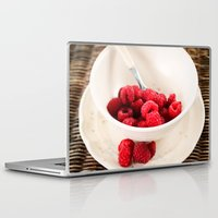 breakfast Laptop & iPad Skins featuring Breakfast by Donna M Condida