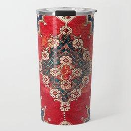 Transylvanian Manisa West Anatolian Niche Carpet Print Travel Mug