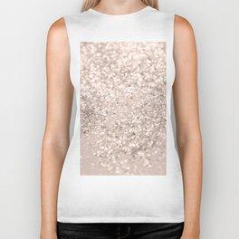 Blush Glitter Dream #4 #shiny #decor #art #society6 Biker Tank