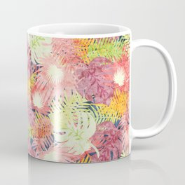 Tropical Leaves #03 Coffee Mug