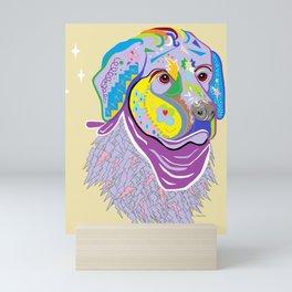 Great Pyrenees Dog Mini Art Print