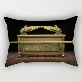 Ark of the Covenant Rectangular Pillow