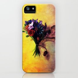 Dequet iPhone Case