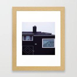 absorb Framed Art Print