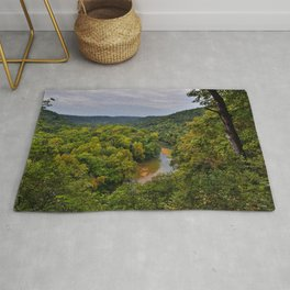 Picture USA Mammoth Cave National Park Nature Parks Forests Trunk tree river park forest Rivers Rug