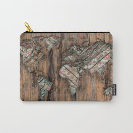 The Divided Continent Carry-All Pouch