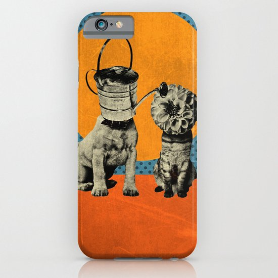 Cats&Dogs iPhone & iPod Case