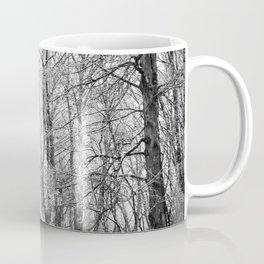 Winter Forest scenic. Coffee Mug