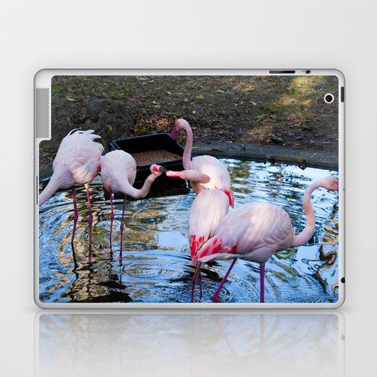 Just a little Kiss Laptop & iPad Skin