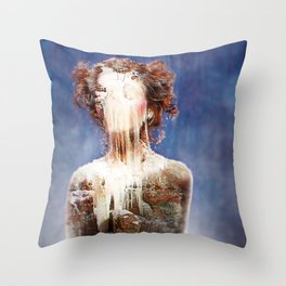 Perceptions Throw Pillow