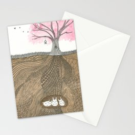 Bunny Burrow Stationery Cards