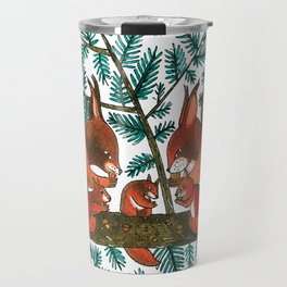 Noah's Ark - Squirrel Travel Mug