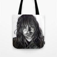 kili Tote Bags featuring Kili by laya rose