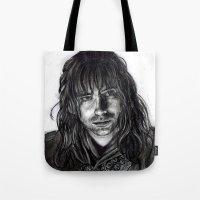 kili Tote Bags featuring Kili by laya rose
