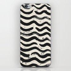 ONE / Cream iPhone & iPod Skin