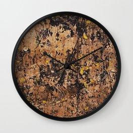 PALIMPSEST, No. 14 Wall Clock