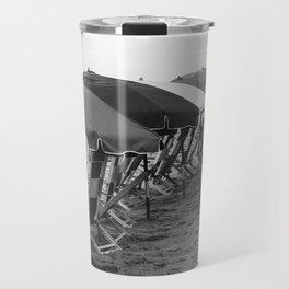 Antique Beach Travel Mug