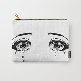 Anime eyes Carry-All Pouch