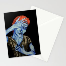Anxiety Stationery Cards