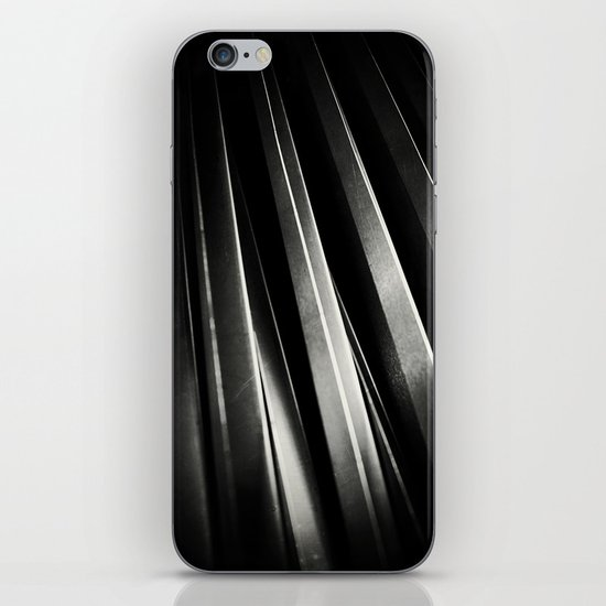 STEEL I. iPhone & iPod Skin