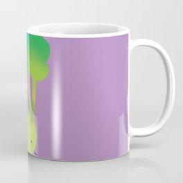 Cute Kohlrabi Coffee Mug