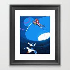 HM03 Framed Art Print