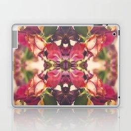 Sunset of Roses Laptop & iPad Skin