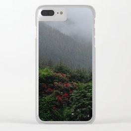 Ketchikan, Alaska Clear iPhone Case