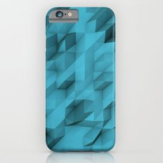 low poly texture Slim Case iPhone 6