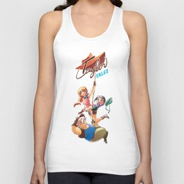 Taylor Tales Girls Unisex Tank Top