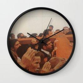 Prisoners Of Faith Wall Clock