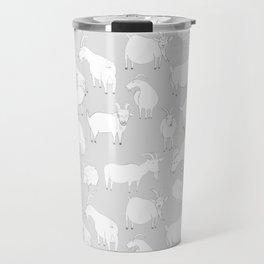 Charity fundraiser - Grey Goats Travel Mug